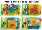 Buku Bantal Bayi (Softbook Teether)